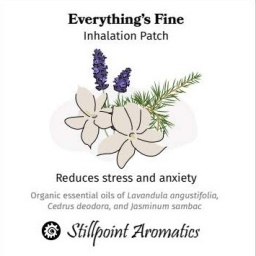 Everything's Fine Anti-Anxiety Patch