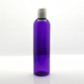 PET Plastic Purple Bottle
