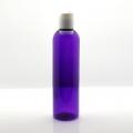 PET Plastic Purple Bottle
