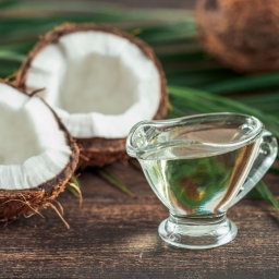 Fractionated Coconut Oil - MCT - Organic