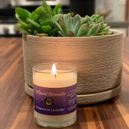 Essence of Lavender Organic Vegan Candle