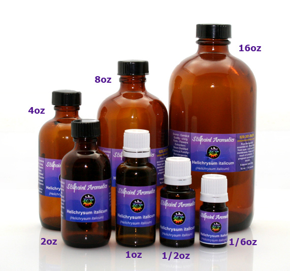 Stillpoint Aromatics Essential Oils Bottle Guide